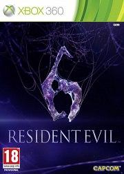 Resident Evil 6 Xbox 360