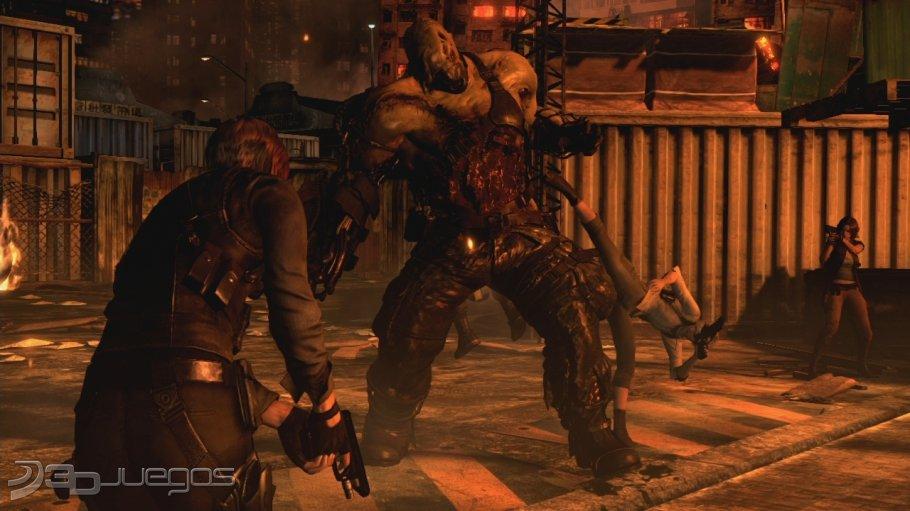 Resident Evil 6 19 nuevas imágenes +nuevo trailer