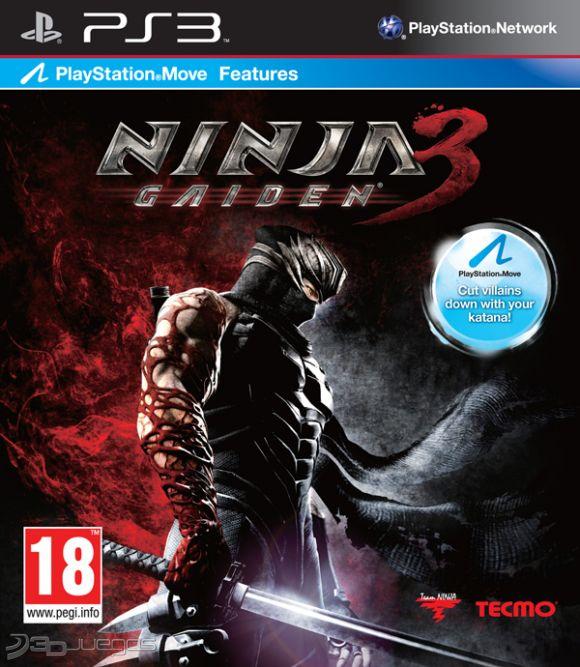 Resultado de imagen de ninja gaiden 3 ps3