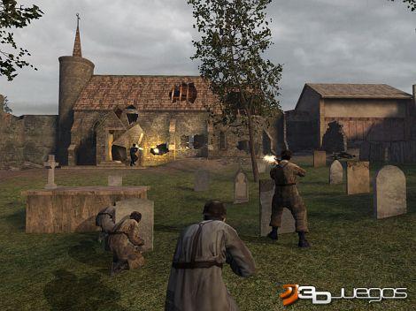 Call Of Duty  1 Link  Full Espa  Ol