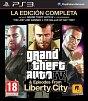 GTA IV: La Edición Completa PS3