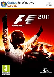 Car�tula oficial de F1 2011 PC