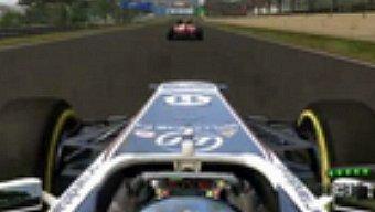F1 2011, Gameplay: Parando en Boxes