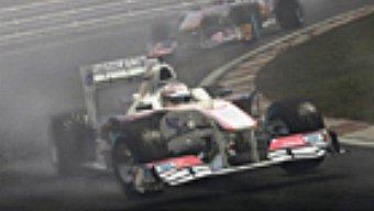 F1 2011, Gameplay: Pilotando bajo la Lluvia