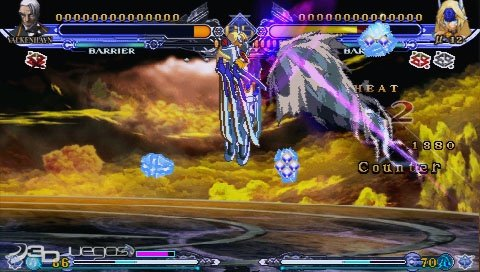 PSP [FTG] BLAZBLUE: Continuum Shift 2 [JAP]