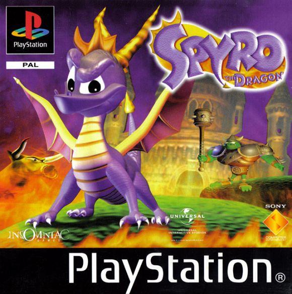 Si jugaste a uno de estos +10 (PlayStation 1)