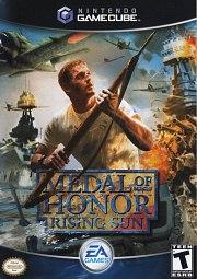 Medal of Honor: Rising Sun GC