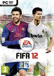 Car�tula oficial de FIFA 12 PC