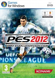 Car�tula oficial de PES 2012 PC