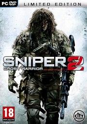 Car�tula oficial de Sniper: Ghost Warrior 2 PC