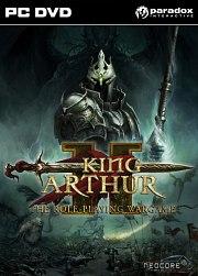 Car�tula oficial de King Arthur II: The Role - Playing Wargame PC