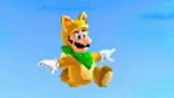 Super Mario 3D Land, Gameplay: Luigi Time