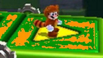 Super Mario 3D Land, Gameplay: Mansión Fantasma