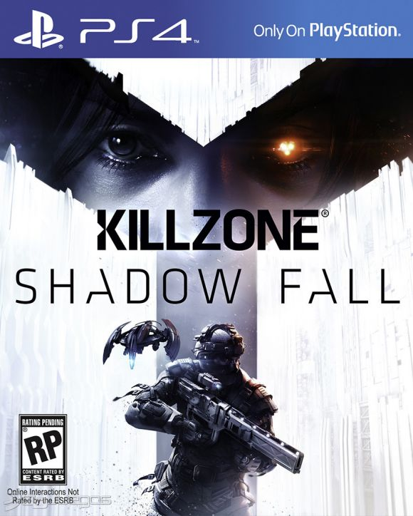 Car�tula de Killzone: Shadow Fall