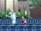 Gameplay: Un Conejo en la Antigua Grecia
