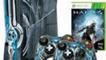 Microsoft confirma la edición limitada de Xbox 360 inspirada en Halo 4