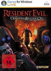 Car�tula oficial de Resident Evil: Raccoon City PC