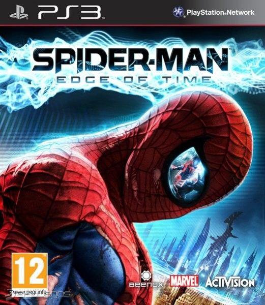 SpiderMan Edge of Time para PS3  3DJuegos
