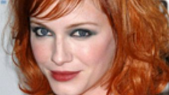 La actriz Christina Hendricks formará parte del casting de Need for Speed: The Run