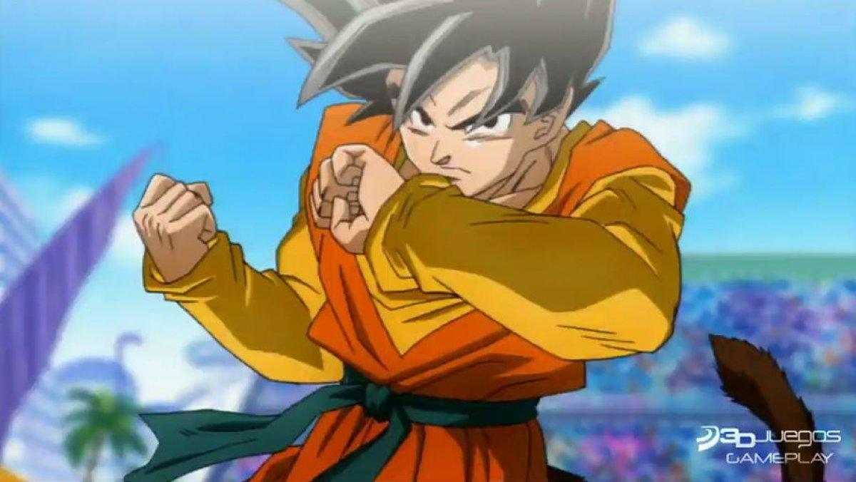 Video de dragon ball z ultimate tenkaichi gameplay for Cuartos decorados de dragon ball z