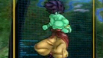 Dragon Ball Z Ultimate Tenkaichi, Gameplay: Personalización