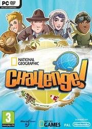Car�tula oficial de National Geographic Challenge! PC