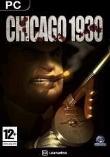 Car�tula oficial de Chicago 1930 PC