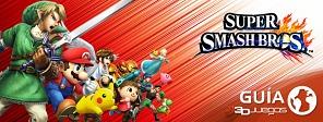 Gu�a completa de Super Smash Bros (3DS)