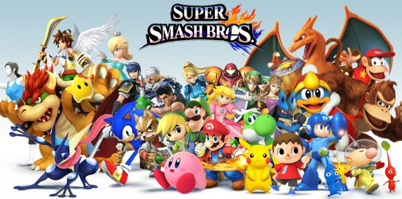 Se filtra gran parte del plantel de Super Smash Bros. Smash_bros__nombre_temporal_-2605643