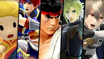 Super Smash Bros., Contenidos Descargables