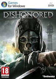 Car�tula oficial de Dishonored PC