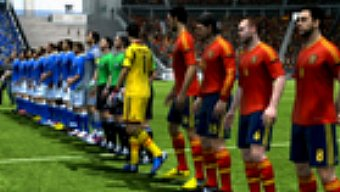 FIFA 13, Gameplay: Poco Amistoso