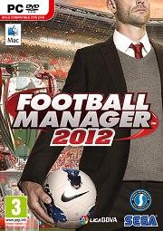 Car�tula oficial de Football manager 2012 PC