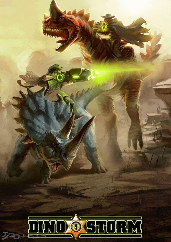 Dino Storm para PC - 3DJuegos