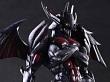 As� ser�a la armadura Rage de Monster Hunter 4 si la hubiera dise�ado Square Enix