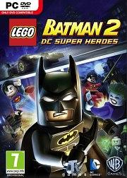 Car�tula oficial de Lego Batman 2 PC