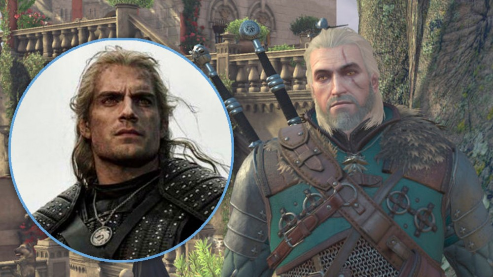 Henry Cavill (The Witcher)