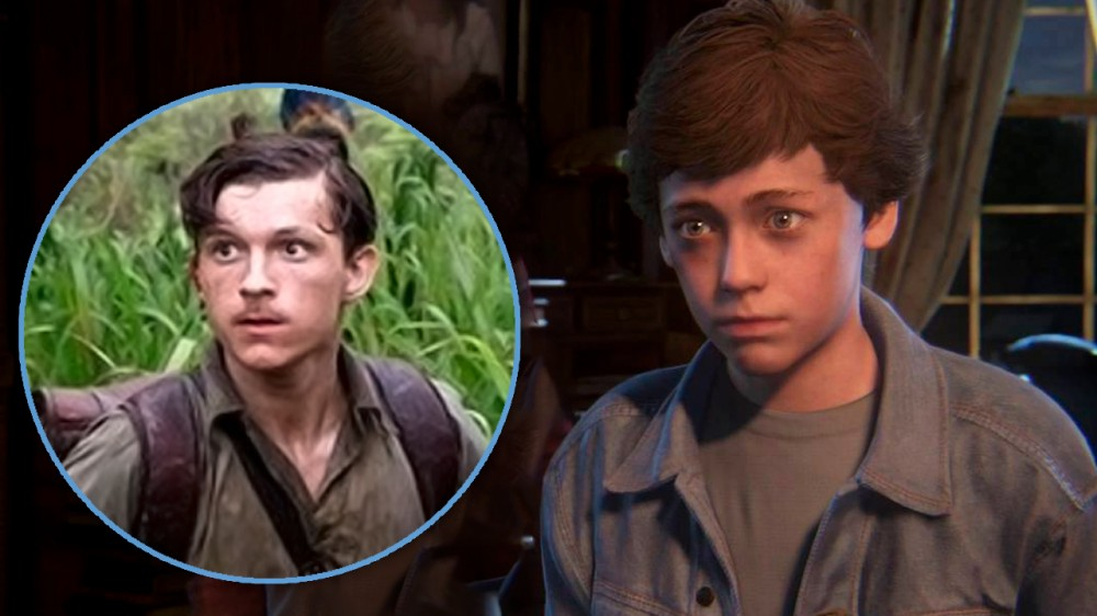 Tom Holland (Uncharted)