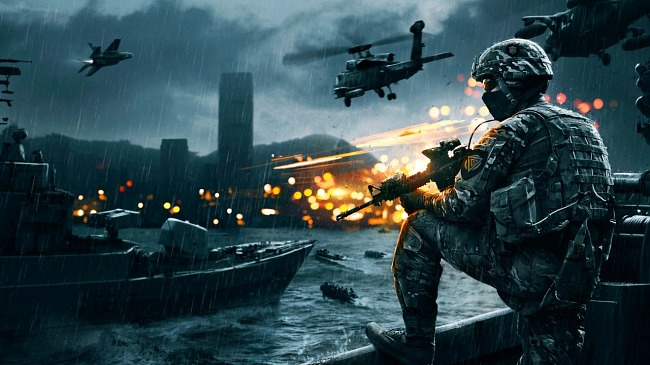 DICE confirms your next game will be a new Battlefield