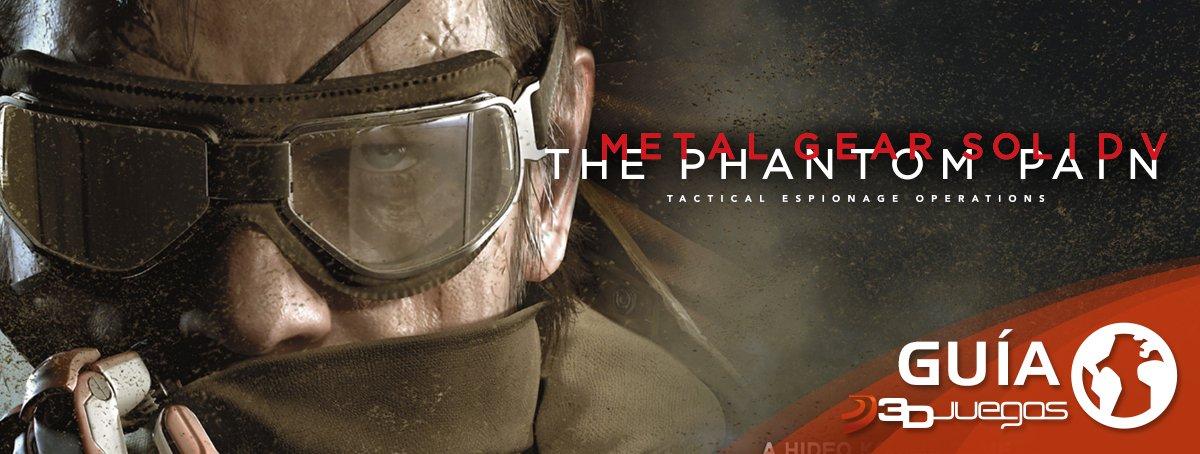 resultado de imagen para metal gear solid 5 the phantom pain ps4
