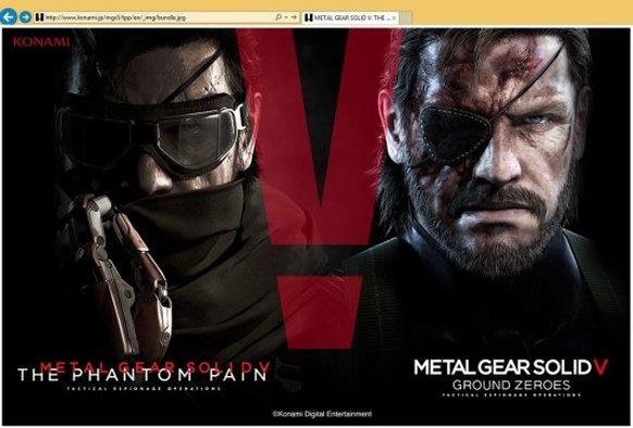 Konami podría estar preparando un pack con los dos Metal Gear Solid V Metal_gear_solid_5-2769415