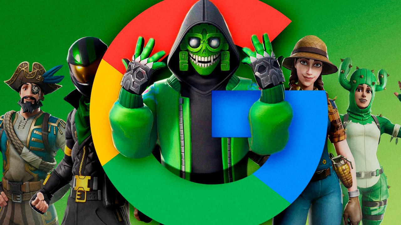 """Epic Games, creadores de Fortnite, cargan ahora contra Google Play: """"un negocio con un alma podrida"""""""