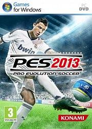 Car�tula oficial de PES 2013 PC