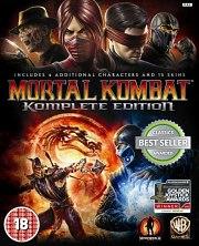 Car�tula oficial de Mortal Kombat: Komplete Edition PC