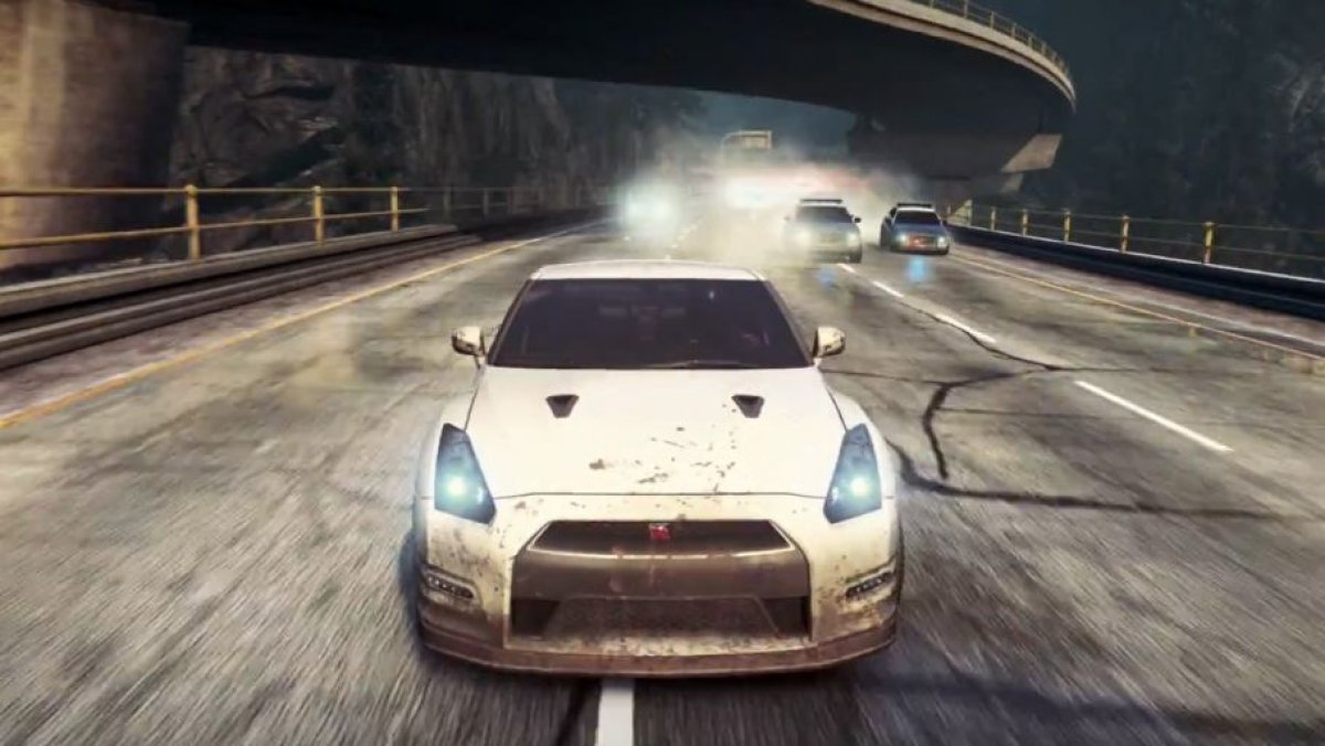 Video de need for speed most wanted el m s buscado ps3 for Juego nfs most wanted