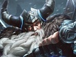 Anuncio de lanzamiento en PS4 (SMITE)