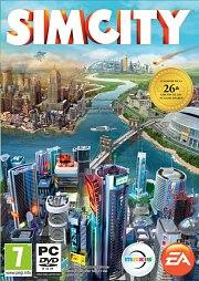 Car�tula oficial de SimCity PC