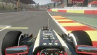 F1 2012, Vueltas de Muestra: Spa