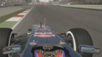 F1 2012, Vueltas de Muestra: Monza
