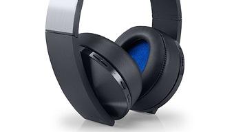 Sony retrasa el estreno de los cascos Platinum de PS4